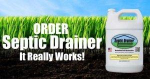Septic Drain Field Repair