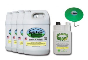 septic maintenance product
