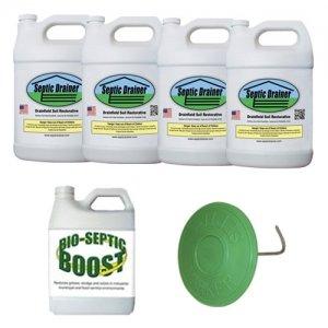 septic drain field repair package