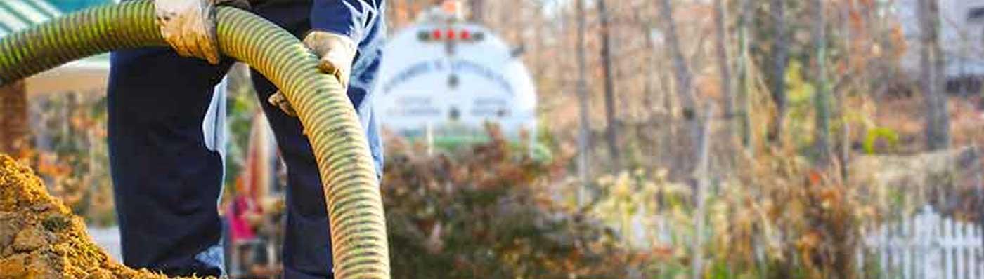 repairs septic drain fields