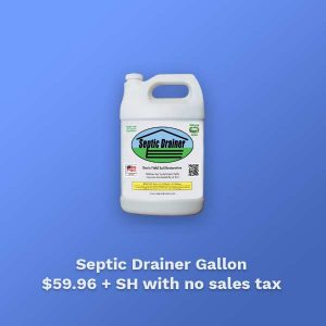 Septic Drainer Gallon